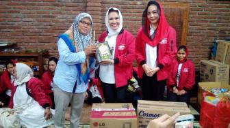 BMP Lanjut Bakti Sosial di TPA Ashomad Bintaro