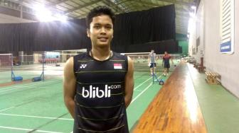 Ditarget Lolos ke Semifinal BWF World Tour Finals, Anthony: Bisalah
