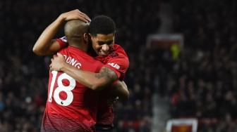 Manchester United Libas Fulham 4-1 di Old Trafford