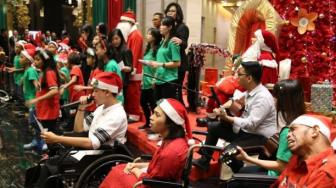 Christmas Tree Lighting Ceremony Bersama Anak Panti Asuhan
