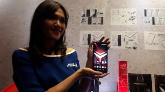 Android 9.0 Pie Siap Beroperasi di Asus ROG Phone