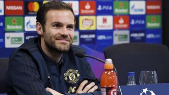 Valencia vs Man United, Partai Spesial untuk Juan Mata