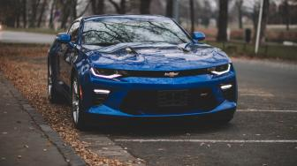 Line-up 2019: General Motors Luncurkan Chevrolet Camaro SS di Korsel