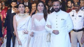 Elegan, Gaya 10 Seleb Bollywood Hadiri Pernikahan Crazy Rich Indian