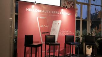 Launching Mobile Apps Hello Beauty