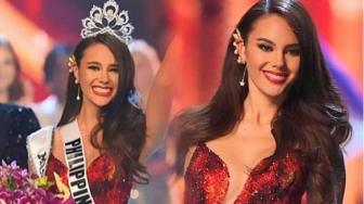 Catriona Gray dari Filipina Juarai Miss Universe 2018