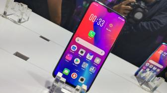 Hore! Promo Oppo R17 Pro Diperpanjang