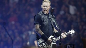 Vokalis Metallica James Hetfield Main Film Pembunuhan
