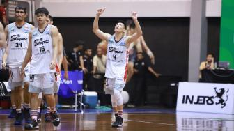 IBL All Star Bukan Prioritas Abraham Damar Grahita