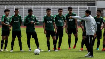 Link Live Streaming Timnas Indonesia U-22 Vs Iran