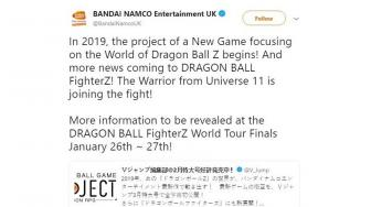 Bandai Namco Garap Dragon Ball Z Action RPG, Bukan Game Fighting