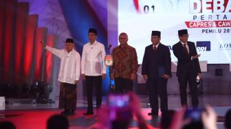 Link Live Streaming Debat Kelima Pilpres 13 April 2019