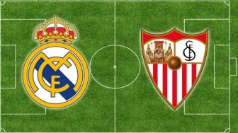La Liga: Data dan Fakta Real Madrid vs Sevilla
