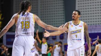 ABL 2018/2019: Jumpa Wolf Warriors, CLS Knights Usung Revans