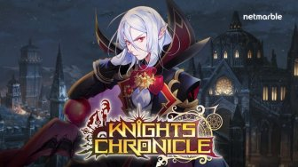 "Netmarble Hadirkan Event Vampir ""Vlady"" di Knight Chronicle"