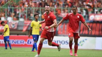 Simic Tampil All Out buat Persija, Kolev Angkat Topi