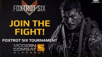 Foxtrot Six Pro Tournament Digelar di Asia Tenggara dan India