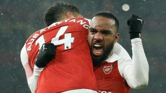 Link Live Streaming Arsenal vs Newcastle United