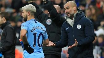 Manchester City Takluk di Markas Newcastle United