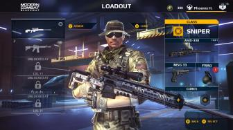 Gameloft Luncurkan Modern Combat Blackout di Nintendo Switch