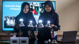 Hebat! Mahasiswa UGM Ciptakan Lampu Darurat Hemat Energi