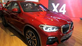 All New BMW X4, Generasi Kedua Penerus Semangat BMW X