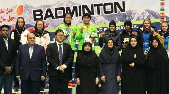 Dua Wakil Indonesia Juara Iran Fajr International Challenge 2019