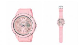 Casio Gandeng Hello Kitty Rilis Jam Tangan Imut Tahan Air