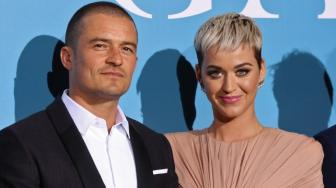 Katy Perry dan Orlando Bloom Bertunangan