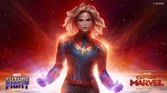 MARVEL Future Fight Hadirkan Update Captain Marvel!