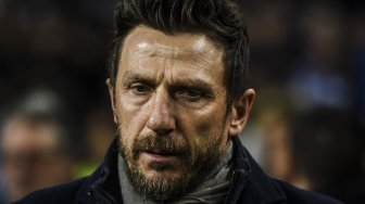 AS Roma Pecat Eusebio Di Francesco