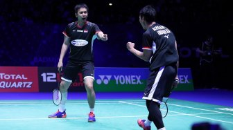 All England 2020: Nikmati Pertandingan, The Daddies Ogah Pikirkan Status