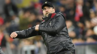 Ekspresi Jurgen Klopp usai Liverpool Kalahkan Muenchen