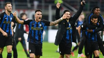 Inter Milan Permalukan AC Milan di San Siro