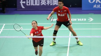 Dambakan Tiket Olimpiade 2020, Tontowi / Winny Incar Top 8 Road to Olympic