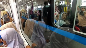 MRT Gratis Seminggu