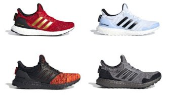 Adidas Rilis Sneaker Bertema Game of Thrones, Buruan Hunting