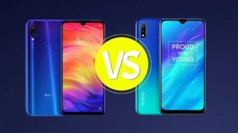 Duel Ponsel Murah, Redmi Note 7 vs Realme 3