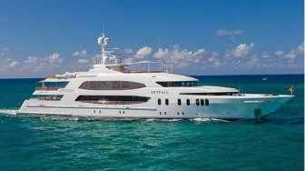 Melirik 5 Superyacht di Ajang Palm Beach International Boat Show 2019