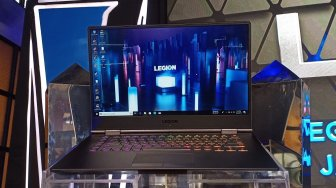 Review Lenovo Legion Y740, Bikin Naksir!