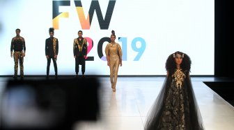 Pembukaan Indonesia Fashion Week 2019