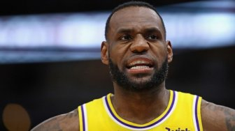 Gagal Bawa Lakers ke Playoff, LeBron James Tetap Disanjung