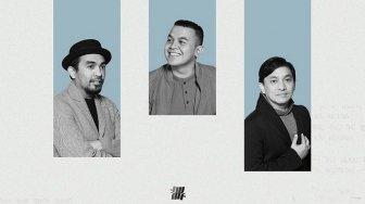 Kolaborasi Glenn Fredly, Yovie Widianto dan Tulus untuk Adu Rayu