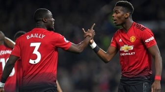 Bursa Transfer Musim Panas 2019, Real Madrid Siap Tampung Eric Bailly