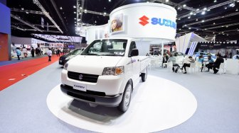 Suzuki Carry Pick Up Meluncur Sebelum Akhir April 2019?