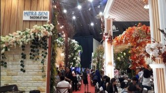 Indonesia International Wedding Festival 2019 Kian Dibanjiri Pasangan Muda