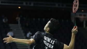 Singapore Open 2019: Anthony Susul Jonatan ke Babak Kedua