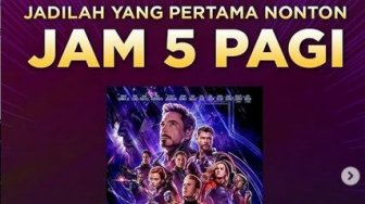Avengers Belum Baku Hantam, Jaringan Bioskop Indonesia Sudah Perang Duluan