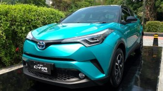 All New Toyota C-HR Hybrid Ramaikan Produk Elektrifikasi Indonesia
