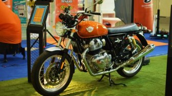 Royal Enfield Pastikan Dua Model 650 Twins Masuk ke Indonesia